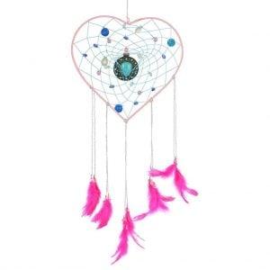 Heart Shaped Dream Catcher