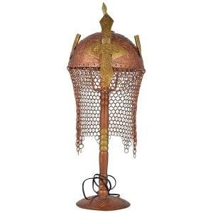 Vincraft Metal Lantern (20 cm x 20 cm x 50 cm)