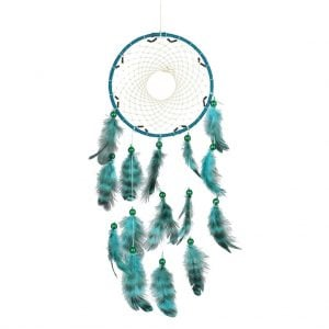 Green Dream Catcher