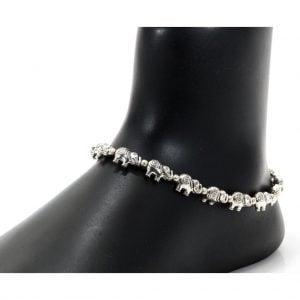 Pretty Elephant Anklet