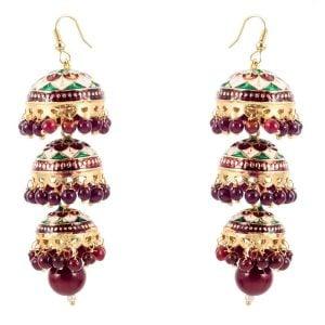 Jhumki Earring Dangle