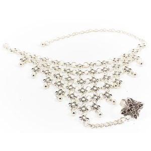 [tag] Boho Silver Bracelet