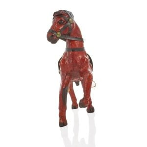 Leather Toy – Horse