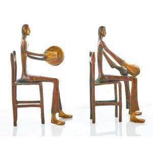 Musicians Figurine