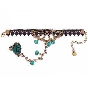 Teal Bracelet for Women