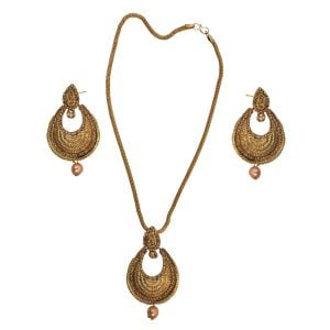 Bridal Jewellery Indian Necklace Set
