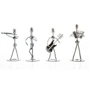 Metal Figurines – Orchestra