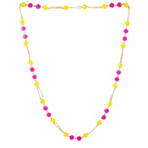 Ethnic Bead Necklace