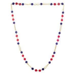 Ethnic Bead Necklace
