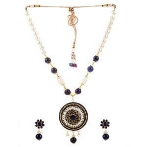 Ethnic Necklace Set