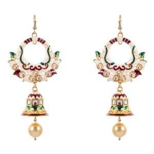 Ethnic Bell Earring