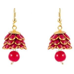 Rajasthani Pachi Earrings