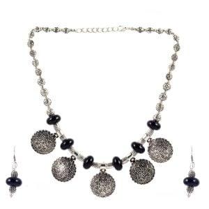 Ethnic Jaipuri Necklace Set