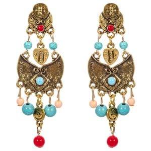 Antique Dangle Earrings