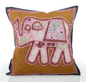 Rajasthan Handicraft Rajasthani Print Cushion Cover