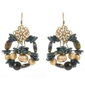 Handmade Bead Earring