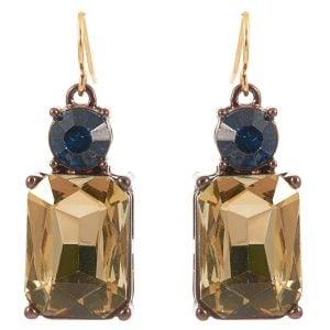 Elegant Golden Earrings