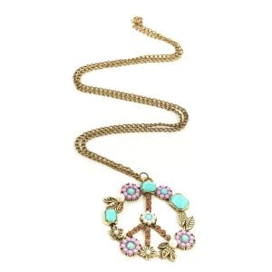 Peace Necklace Charm