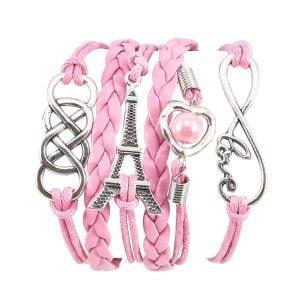 Multi Layer Bracelet Charm