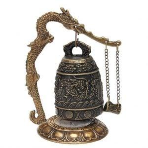 Tibet Dragon buddha Bell