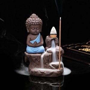 The Little Monk – Incense Burner