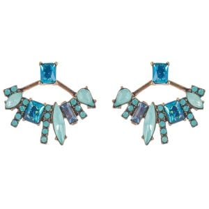Turquoise Blue Earring Studs