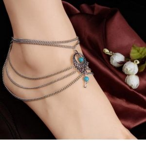 Boho Anklet for Women