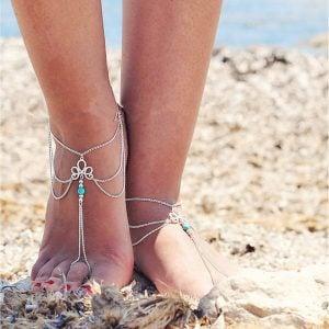 Boho Anklet for Women