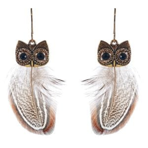 Owl Earrings for Women