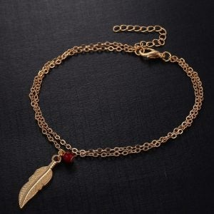 Simple Anklet for Girls