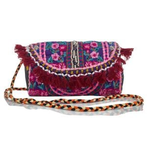 Colorful Ethnic Indian Sling Bag