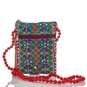 Ethnic Indian Sling Bag
