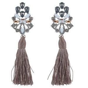 Elegant Tassel Earring