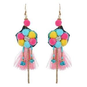 Classy Tassel Earrings