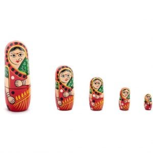Rajasthan Handicraft Indian – Rajasthani Doll