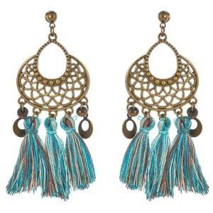 Elegant Tassel Earrings
