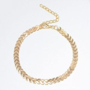 Beautiful Snake Style Anklet