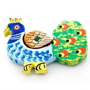 Peacock Fridge Magnet