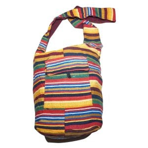 Colorful Hippie Bag