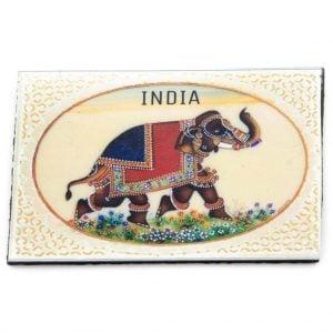 Elephant Fridge Magnet