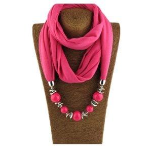 Elegant Necklace Scarf