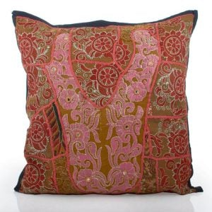 Rajasthan Handicraft Rajasthani Print Cushion Cover