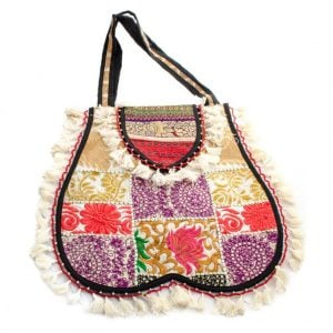 Hand Embroidery Rajasthani Jhola