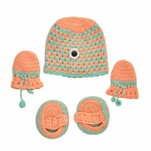 Baby Clothes Woolen Set for Babies 0-2 Years