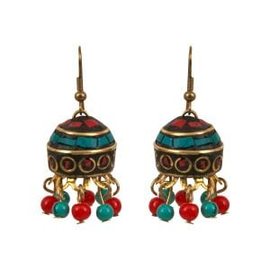 Bohemian Jewellery Handmade Ethnic Earring Set