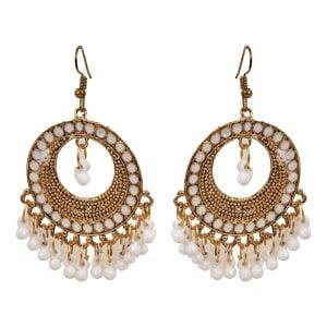 Casual Jewellery Elegant Ethnic Earrings