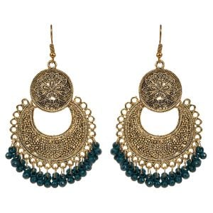Casual Jewellery Golden Chandbali's