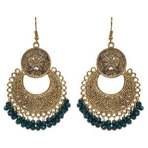 Casual Jewellery Golden Chandbali's
