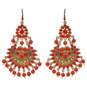 Ethnic Earrings Ethnic Long Earring