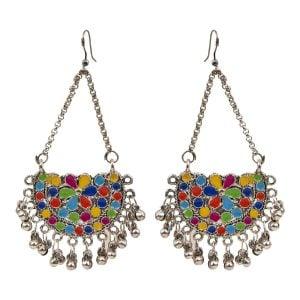 Bohemian Jewellery Chandbali Earring